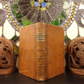 1777 1st ed Principles of Freemasonry Delineated Masonry Masonic Rites Trewman