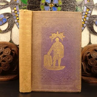 1873 1st ed Life of Sergeant Isaac Ambler CIVIL WAR Illustrated Native