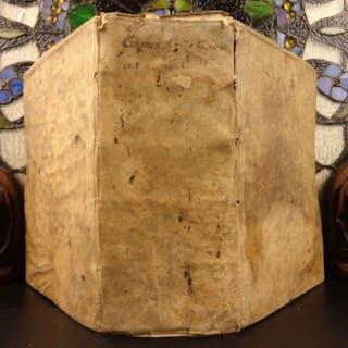 1670 1st ed Canon LAW Corpus Juris Lancellotti MASSIVE Gratian Gregory