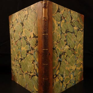 1791 1st ed Addition of Thomas Pennant History of LONDON Britain Westminster