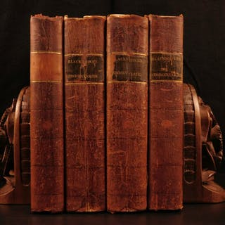 1793 Commentaries on the Laws of England William Blackstone Civil