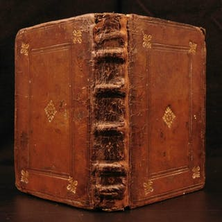 1545 Medieval ITALIAN LAW of Jaffredus Balbus / Balbi CIVIL Jurisprudence Court