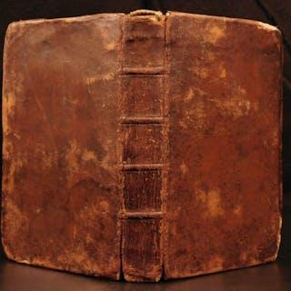 1694 1ed Institutions of Scotland LAW Scottish Mackenzie Execution