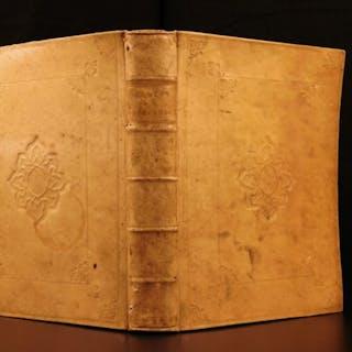 1722 Gravina Juris Civilis Civil LAW Italian Canon LAW Jurisprudence