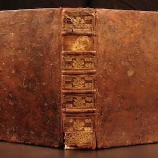 1755 Handwritten Bible Manuscript Decalogue Ten Commandments Superstitions