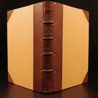 1600s Handwritten Latin Manuscript 10 Essays on Philosophy & Logic Philosophie