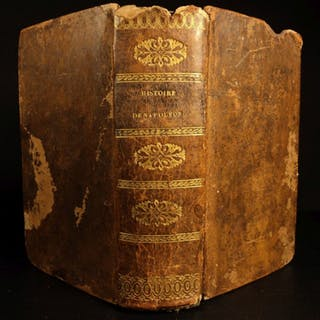 1805 EARLY History of Napoleon French Revolution Paris Napoleonic Wars 4in1