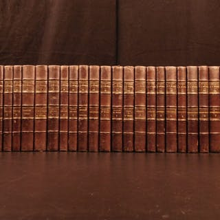 1825 EXQUISITE Jean-Jacques Rousseau French Literature Confessions