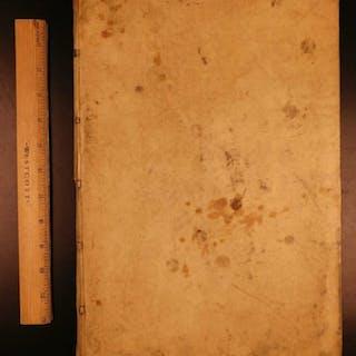 1694 Francis Bacon New Atlantis Novum Organum Augmentis Scientiarum