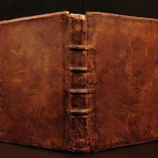 1638 1ed Moses Maimonides Sepher Ha-Madah Fundamentals of Judaism Hebrew Jewish