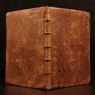 1592 1ed De Romanorum Gentibus LAW Roman Nobility Genealogy Augustinus Ursinus