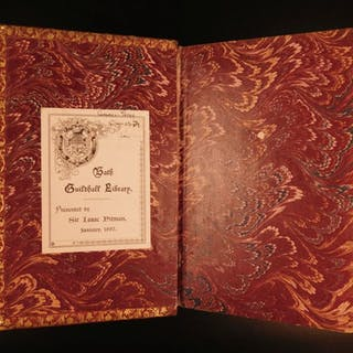 1834 Apocalypse Explained Emanuel Swedenborg Mysticism Revelation + PROVENANCE