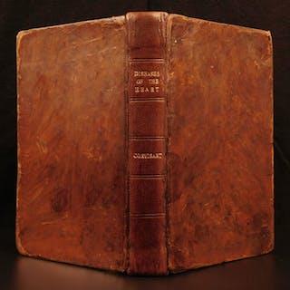 1812 1ed English Corvisart Treatise on Heart Disease Medicine Cardiology Gates