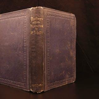 1851 1ed Dealings with INQUISITION anti-Catholic Achilli Trial SECRETS Torture
