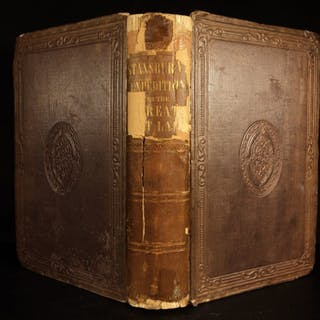 1855 Stansbury Expedition Great Salt Lake UTAH Mormon Polygamy Geology