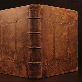 1677 Origen Against Celsus Early Christian Apology Greek Philokalia Spencer
