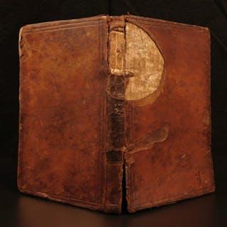 1646 Thomas Jefferson Library 1st ed Topicks on Laws of England Clayton
