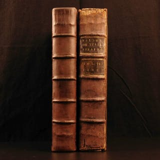 1682 1ed History of English Scottish Civil War Robert Bruce Nalson
