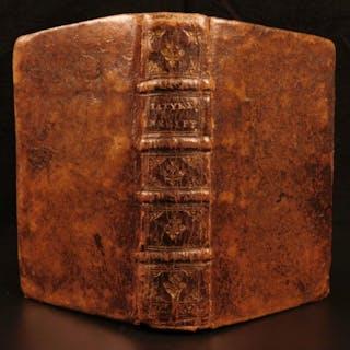 1664 1st ed Menippean Satire Catholic LEAGUE Spain France Religion