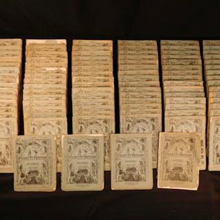 1870 94v Works of Charles Dickens Oliver Twist Christmas Carol Humphreys Clock
