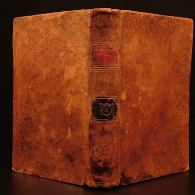 1797 John Adams Defense of US Constitution Colonial Americana Political