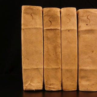 1719 Boyvin Philosophy Logic Science Metaphysics Nature Duns Scotus