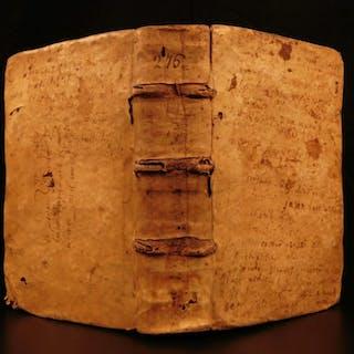 1535 Justinian Institutes Roman LAW Corpus Juris Civilis Accursius Commentary
