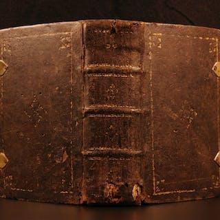 1798 Madrid Catholic Roman Missal Breviary SPAIN Lady of Guadalupe Exorcisms