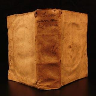 1618 Claudius Aelian Various Histories Greek Roman Mythology Wonders Pagan Art