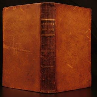 1839 History of American Revolution Samuel Wilson Revolutionary WAR Americana