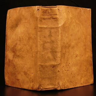 1669 Guybert Physician Medicine & Surgery for Poor Wine Cures Plague Drugs