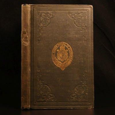 1848 Freemasonry Ancient Grand Lodge Masonic Scotland
