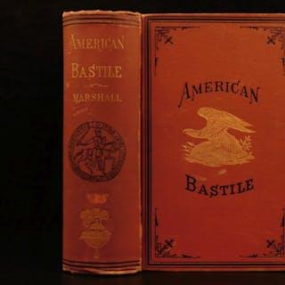 1883 American Bastile Abraham Lincoln Assassination Trial John Marshall Justice