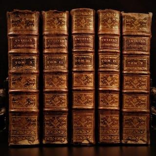 1769 Aphorisms of Surgery Dutch Herman Boerhaave Medicine van Swieten