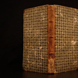 1769 Dance of Death Holbein Illustrated Todten-Tantz Macabre Occult ART Basel