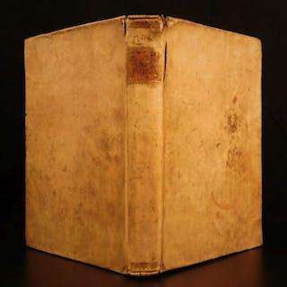 1744 On Paradise & Heaven Terra de Viventi Alberti Medieval Mysticism Italian