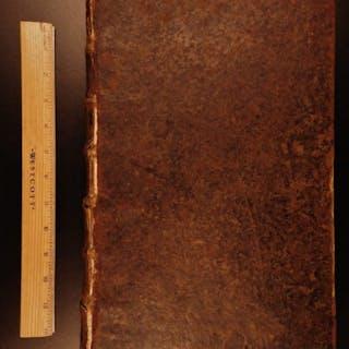 1658 1ed Surgery & Medicine of Francois Thevenin Louis XIV Folio Ophthalmology