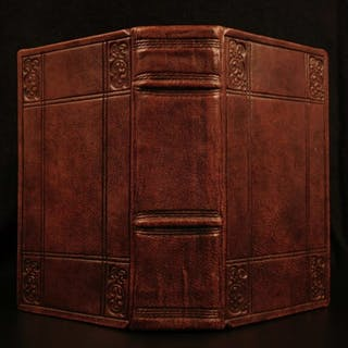 1688 Martin Luther Catechism Protestant Reformation Lutheran Kleiner