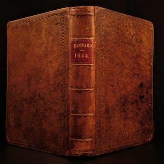 1644 1ed Calvinist Puritan Bible Dictionary Thesaurus Biblicus Richard Bernard