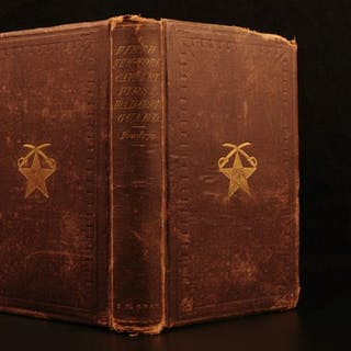 1865 Fifth NY Cavalry Military Army Civil War Lincoln Secret Service