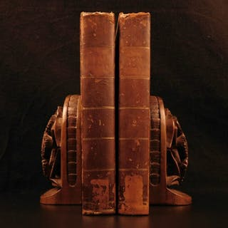 1784 David Hume Essays of Scottish Philosophy English Enlightenment Politics 2v
