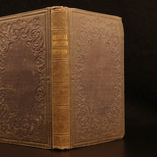 1844 Superstitions in Medicine Surgery Occult Alchemy Astrology Charms