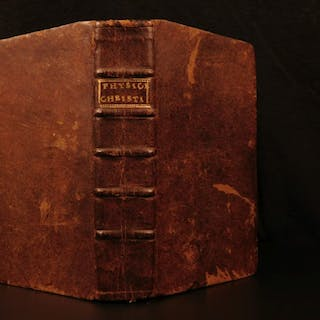 1580 PHYSICS Christiana Astronomy Meteor Famous WITCHCRAFT Author