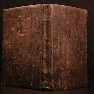 1751 Occult Demon EXORCISMS Roman Catholic Ritual Rites Ceremonies Chant Music