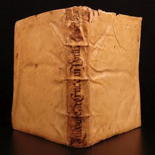 1634 PAPAL BULLS Roman Catholic SPAIN Naples Order of Minor Friars Luiz la Cruz