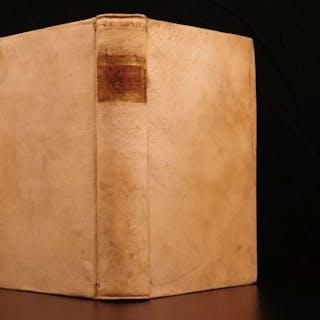 1515 Silius Italicus PUNICA Second Punic War ROME Philip Junta Epic