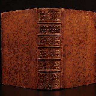 1628 Medicine & Anatomy of Andre Du Laurens Henry IV Goiter Tuberculosis 2in1