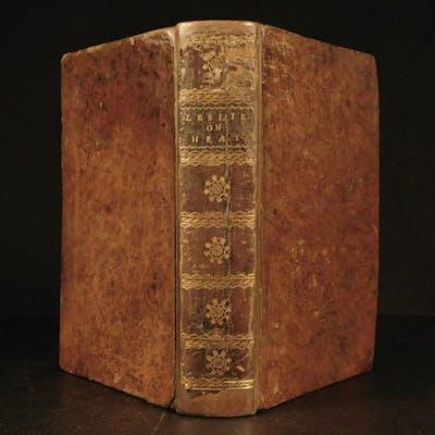 1804 1ed Science Experimental Inquiry John Leslie HEAT Radiation Mirrors