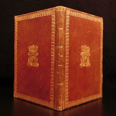 1669 Tarduccio Salvi Surgery Medicine Instruments Tumors Cancer ARMORIAL