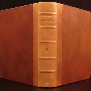 1727 Courtier Book Baldassare Castiglione Italian Renaissance Courtesan ENGLISH